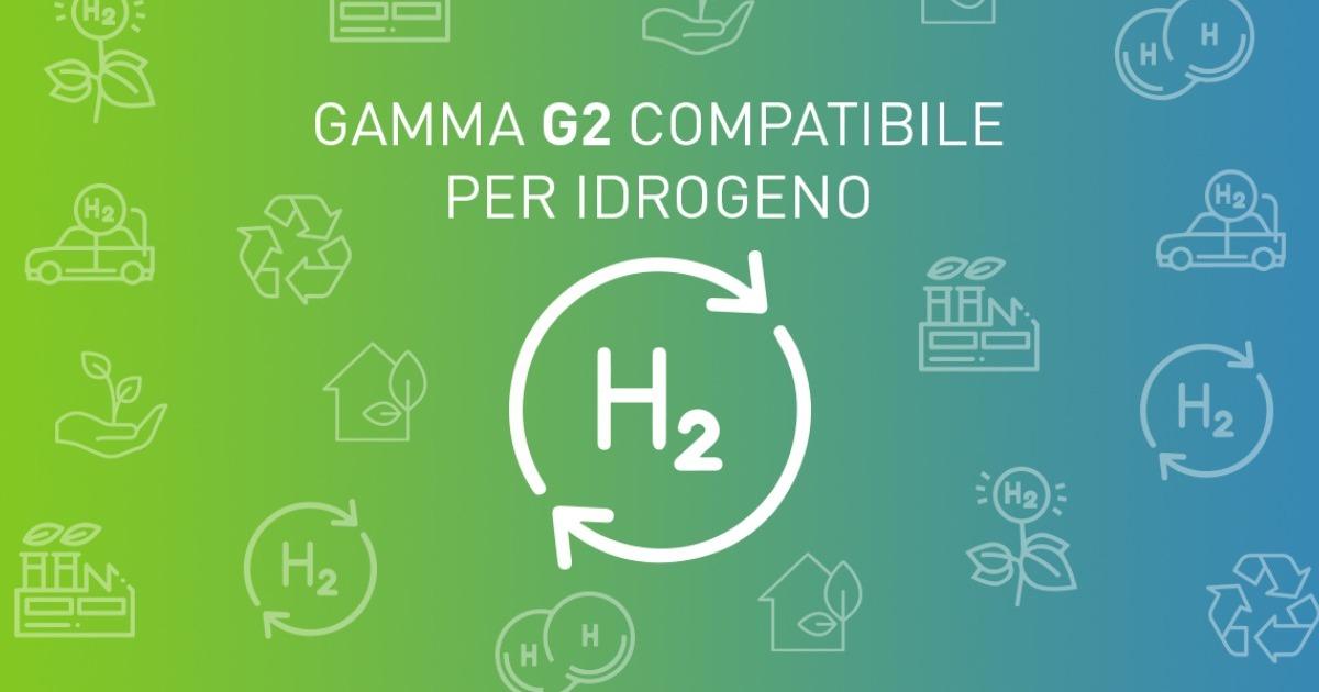 TECO ha testato con successo le valvole per apparecchi gas G2 con Firebag per l'utilizzo con idrogeno