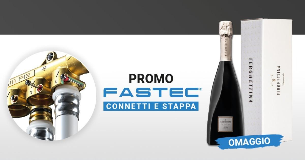 TECO presenta la sua nuova promozione: CONNETTI E STAPPA con i prodotti FASTEC®