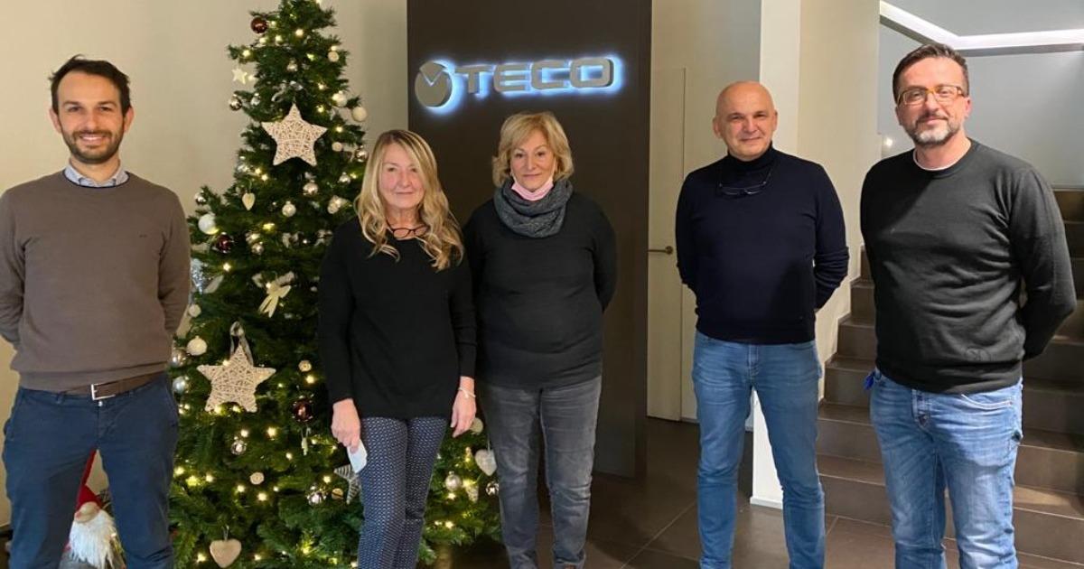 Per TECO il Natale è condividere bisogni, opportunità ed essere presenti con iniziative di sostegno