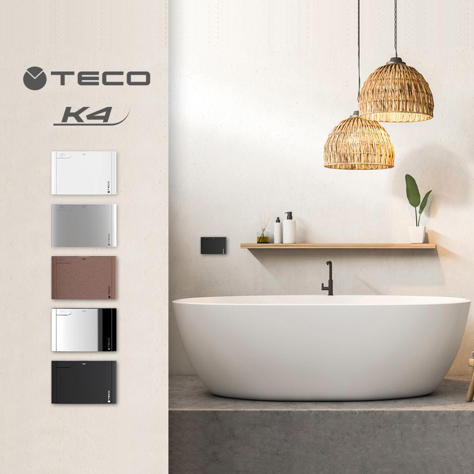 Per il progetto perfetto servono i dettagli giusti | TECO K4